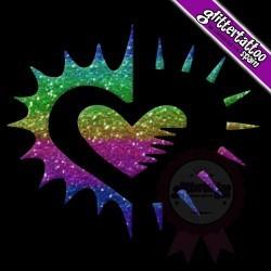 Corazón espinado - Spiky Heart 0060
