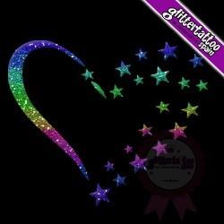 Heart Stars