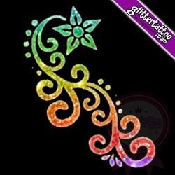 Henna Flower 0020A