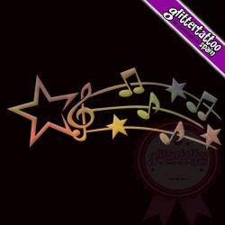 Estrella fugaz musical