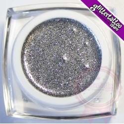Glitter Cosmetic gel plate