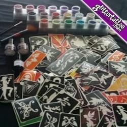 Professional Kit 1 (150 Stencils)