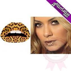 labios de Leoparda