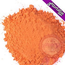 Tangerine Mica - 3 gram pot