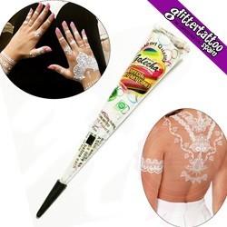 Henna Blanca premezclada 27gr