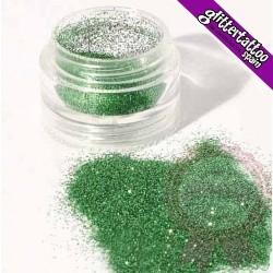 Bote enroscable de 2 gramos - Verde Esmeralda