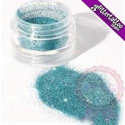 Bote enroscable de 2 gramos - Azul Turquesa