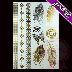Gold Tattoos 2