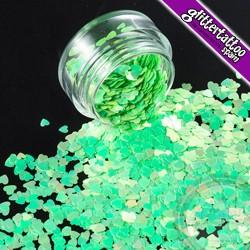 Verde Holografico - Bote 3gr
