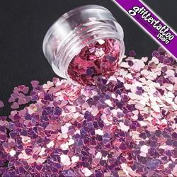 Rosa - Lila Efecto Metalizada Bote 3gr