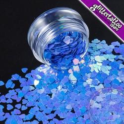 Azul Holografico