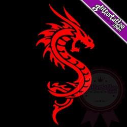 Dragon 9.5cm x 5cm - Ref D11