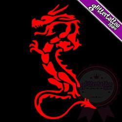 Dragón Pequeño 6cm x 3.5 cm Ref - D13