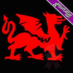 WELSH DRAGON Ref: 0123