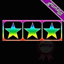 3 en 1 Estrellas