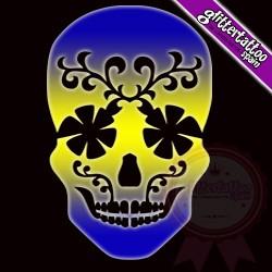 Mexican skull -9cm tall