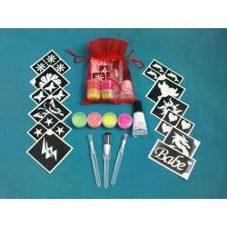 Kit Fluorescente chicas