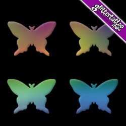 4 Little Butterflies