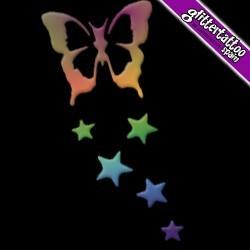 5 star Butterfly