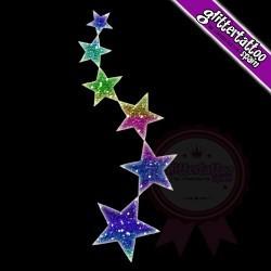 Estrellas - falling Stars