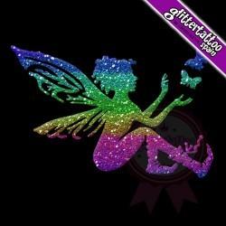 Fairy Butterflies 5cm x 7cm 0330