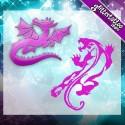 Dragones y Panteras